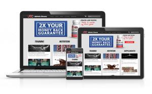 Webáruház bérlés előnyei