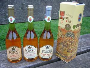 A világot bejárt magyar borok